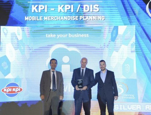 KRI-KRI and DIS received an award at IMPACT BITE Awards 2018