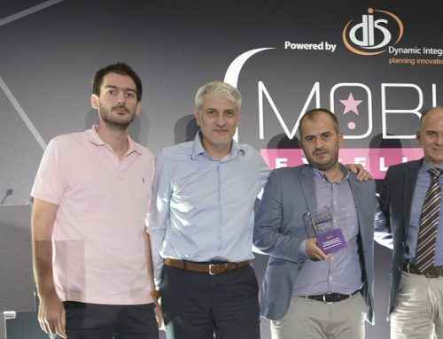 DIS wins a Gold award at Mobile Excellence Awards 2018