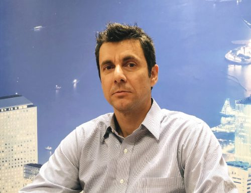 DIS welcomes Tasos Vidalakis as Business Development Manager