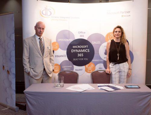 DIS sponsored the 18th CFO Forum