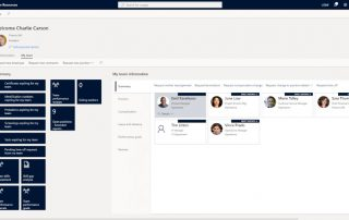 Dynamics 365 Human Resources by DIS