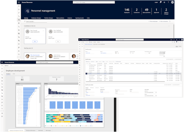 Dynamics 365 Human Resources