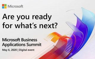 Microsoft Business Application Summit 2020