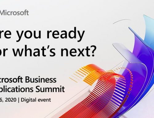 DIS attended the digital Microsoft Business Applications Summit 2020