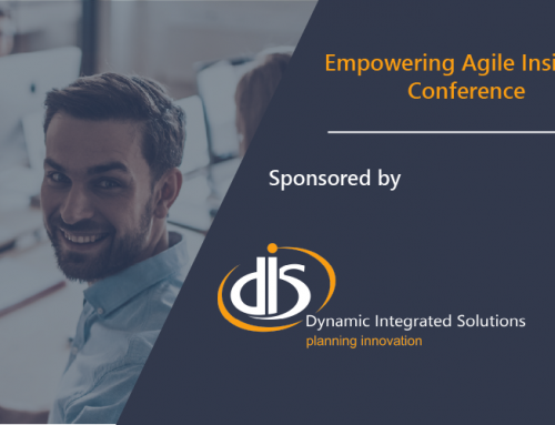 DIS sponsored the Empowering Agile Insights Conference