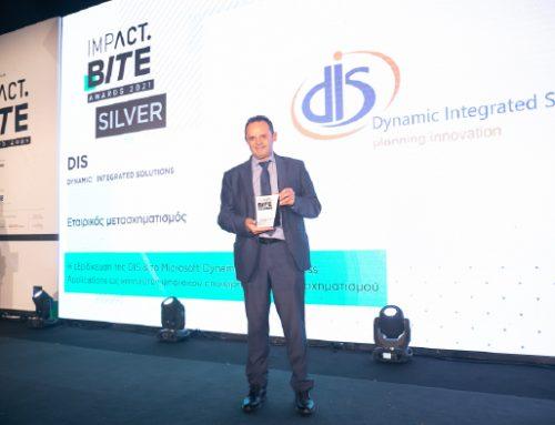 DIS won 4 distinctions at IMPACT BITE Awards 2021 by Boussias