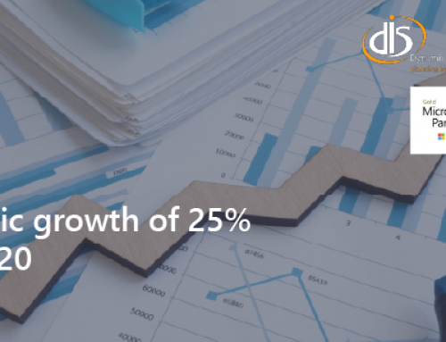 DIS: Organic growth of 25% for 2020